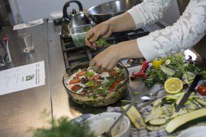 Corso di cucina crudista - 07
