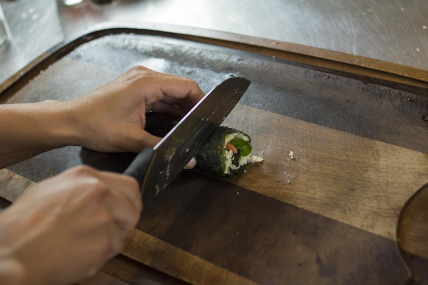 Corso di cucina crudista - 09