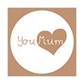 Logo Youmum trasp100